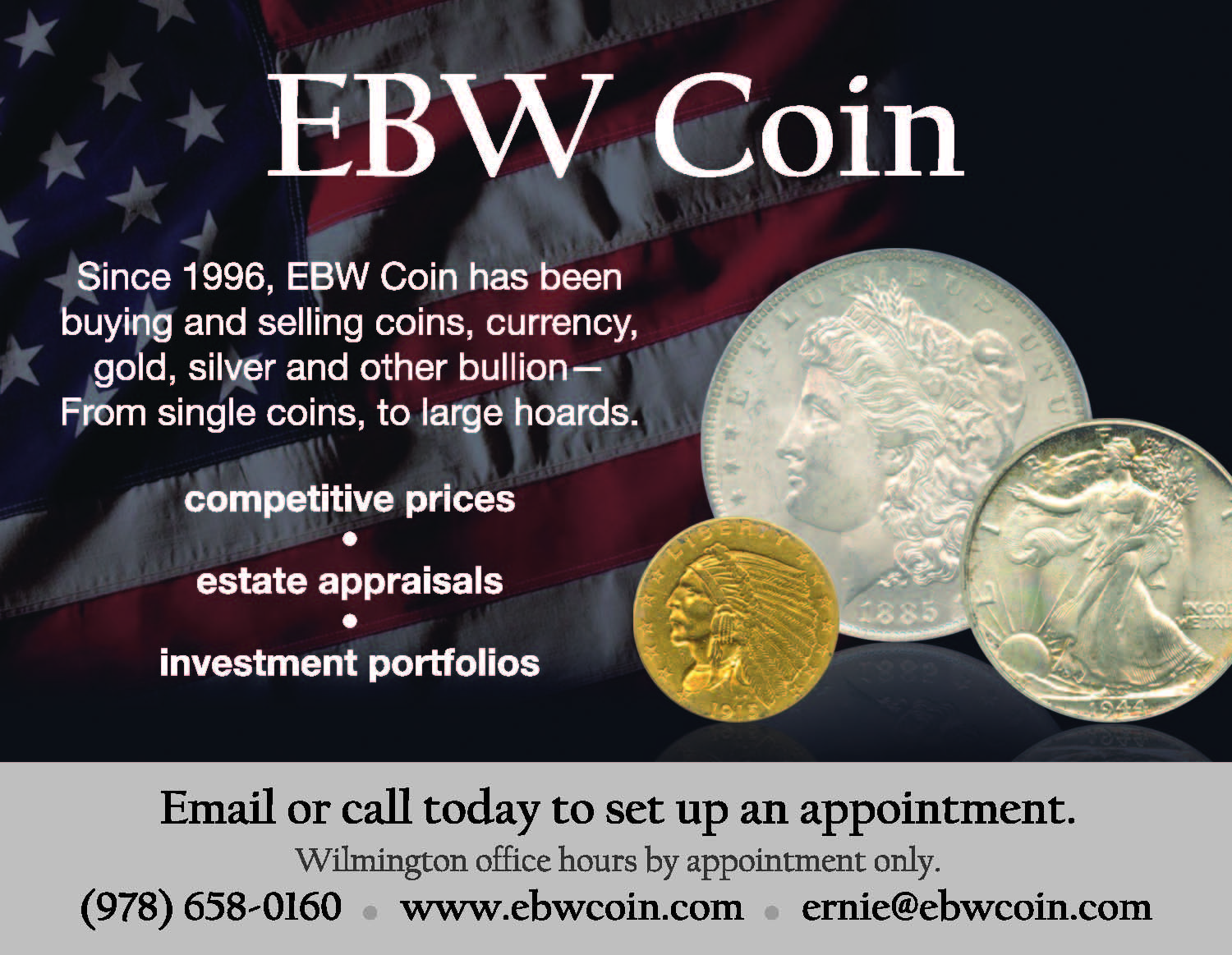 Ebw Coin Collector Coins At Wholesale Prices